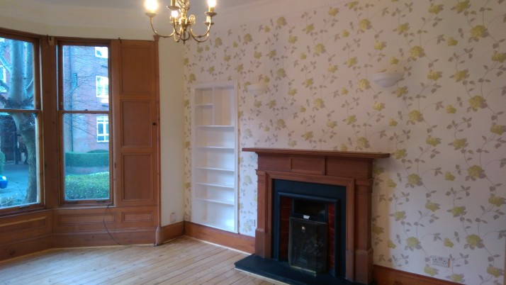 Wallpapering and Painting in West End in Glasgow